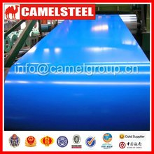 sky blue coated cold rolled steel sheet