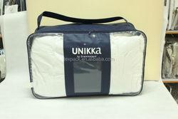 bedding packaging comforter wire frame plastic bag manufacturer