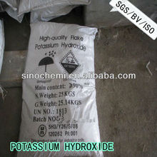 Potassium Hydroxide for Soap