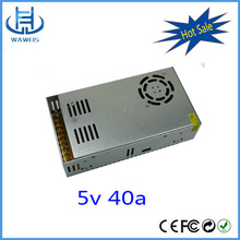LED display variable output dc power supply 5v40a input 110v-240v ac/dc