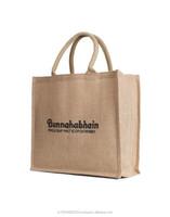 Azo free jute bag eco-friendly jute bag