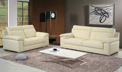 Structural disabilities FM112 new model leather sofa