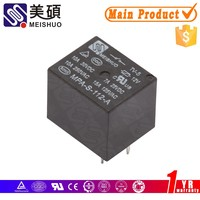 high quality 12v dc relay for Security T73 3f PCB relay