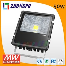 Proessional Decoration Outdoor Projects Lamps COB 50w led flood light