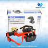 Adjustable Sensitivity warning beep/ shock/vibration Dog Bark Control Collar BT-6