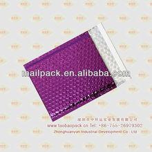 wholesale price metallic bubble envelope