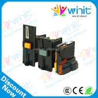 On promotion mechanical coin acceptor usb