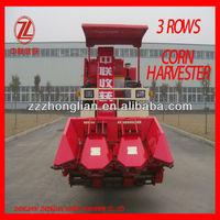 Best model corn maize combine harvester