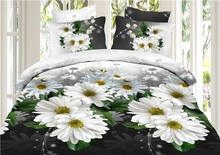 hotel supplies 2015 best selling cotton embroidered fabric 3d duvet cover set with modern bed design