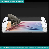 Full size cover screen protector guard for Samsung Galaxy S6