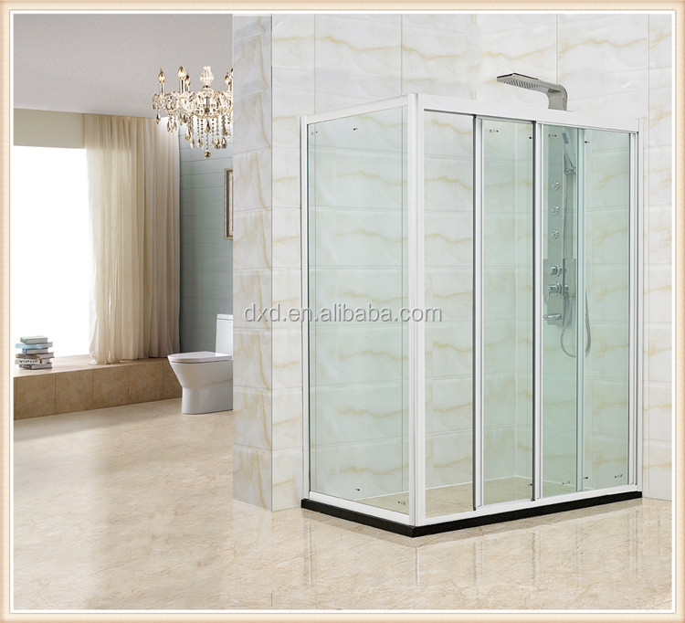 Shower Enclosure/ shower cabin with shower tray, shower base and ...