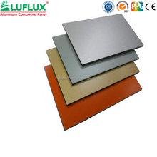 Outdoor PVDF Aluminum composite panel(ACP)