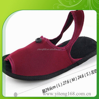 2016 High quality Bedroom Slippers Man Nude Beach Slippers