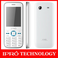 IPRO Wholesale/Dropshipping 2.4 Inch Moble Phone Display Dual Active SIM Cell Phone Brand NEW i324N Celular China Factory Price