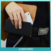 belt clip leather pouch case for iphone 6