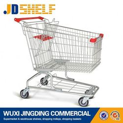 Most practica american style shopping cart160l