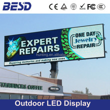 Full color p10 outdoor outdoor led large screen display led outdoor tv LED billboard