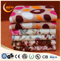 High Quality 220V 110 V Synthetic Wool Electric Blanket With Competitive Price
