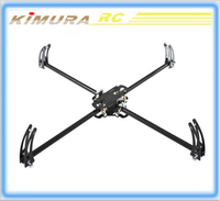2Pcs X450 3D Carbon fiber frame Four rotor Four axis aircraft 4 axis QuadCopter toy parts gift