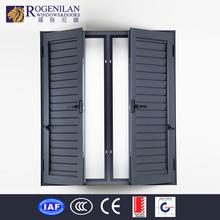 ROGENILAN window security lock aluminum window louver prices garage window blinds