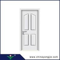 Yongkang latest simple door designs wood wardrobe bedroom door