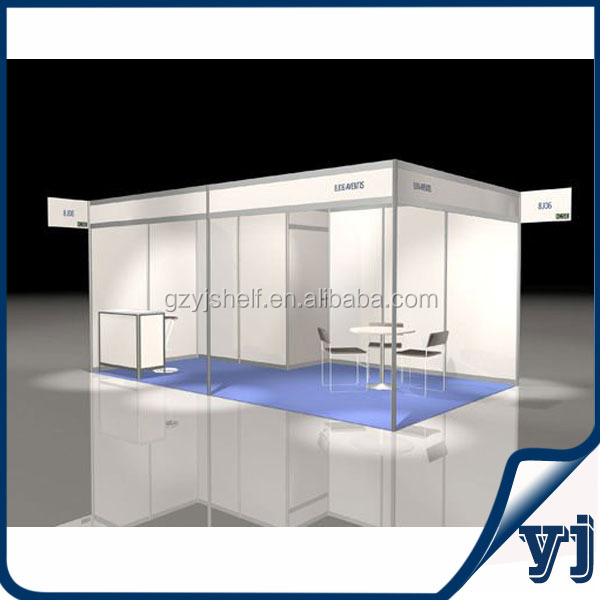 Exhibition Booth Requirements : Exhibition stand shell scheme booths with trade show booth