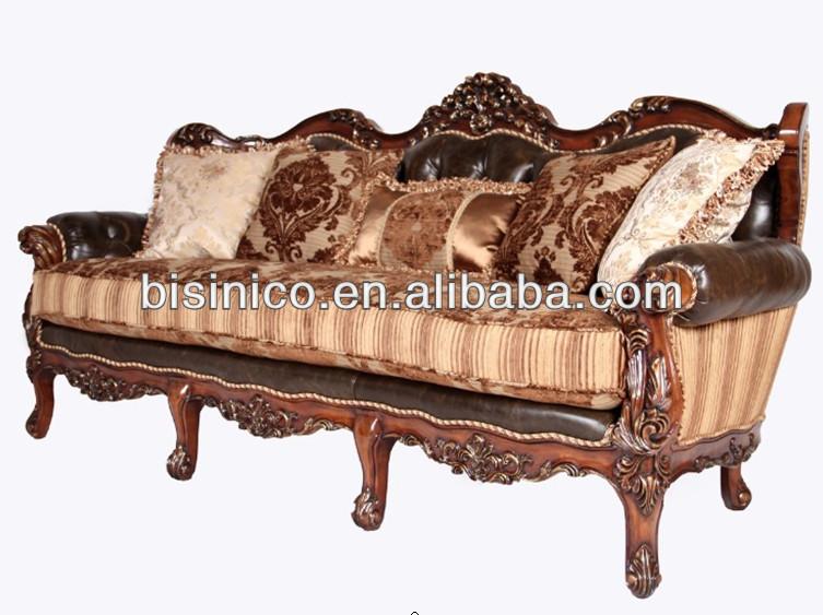Antiguos de estilo espa ol sof conjunto para sala de for Sofas espanoles calidad