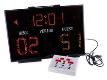 Basketball scoreboard Safe working voltage (12V)