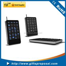 Small flat multimedia keys Newfashioned Slim Wired USB Multimedia Keyboard