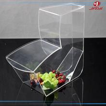 Hot sale clear plastic candy display jar, wholesale acrylic candy jar