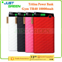mobile power bank Two USB Output best power bank 10000mah battery power bank