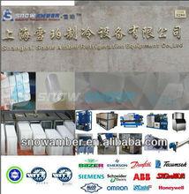 Scotsman Ice, l'unico produttore a shanghai, macchina di ghiaccio del fiocco produttore ce