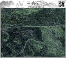 Nature stone green marble Verde Alpi price of marble in m2