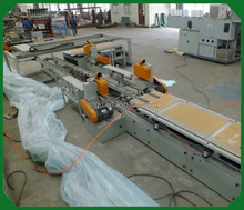 automatic plywood machine edge saw cutting machine