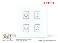LED dimmer of DALI digital dimming signal