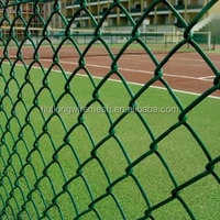 PVC Coated Chain Link Fence For Sales
