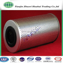 304,304L,306,316L hyundai excavator hydraulic filter and oil filter elements