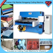 china supplier hydraulic automatic Die Cutting Machine Table