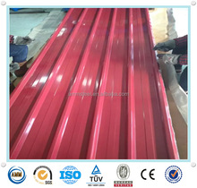 coated surface treatment and building industry, roofing etc application PPGI steel coil