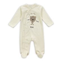 Baby Boy Romper Jumpsuit Kids Clothes Winter Newborn Conjoined Creeper Cotton Baby Body Suit Cartoon Long Sleeve Clothes