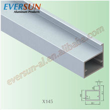 Aluminium profile extrusion for kitchen cabinet door