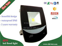Outdoor led basketball court flood lights 40w with high quality