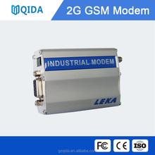 single port gsm gprs bulk sms modem/ industrial modem for Remote POS (point of sale) terminals, ATM