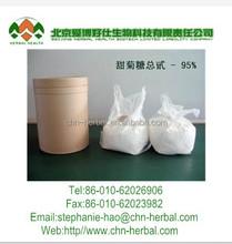 Low Price China Wholesale Organic Sweetener Powder Stevia