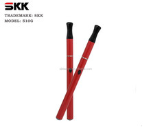 small electronic cigarette pen shape e cig for wax and dry herb 510S/G ecigs mini for female