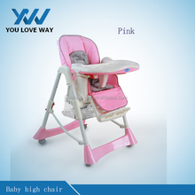 China supplier fashionable baby high chair reviews