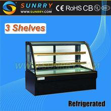 Marble Finish Base 3 Layers Cake Display (SY-CS382B SUNRRY)