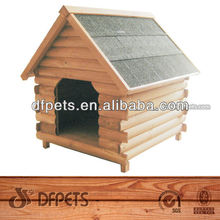 Wooden Dog House Puppy Kennel DFD006
