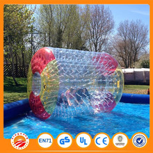 Colourful Inflatable Water Walking Roller for Outside Activity