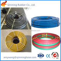 rubber oxygen hose 1/4''-2'' 20 bar 300 psi